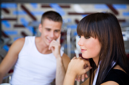 Flirten via sms of Whatsapp - hoe doe je dat? - flirten op start2flirt