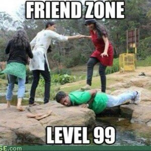 friendzone level 99